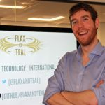 Phil Weir Flax and Teal