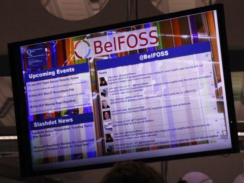 #BelFOSS Tweets
